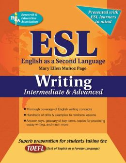 ESL Intermediate and Advanced Writing