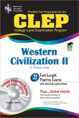 CLEP Western Civilization II: 1648 to the Present