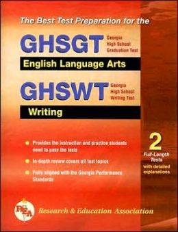 GHSGT & GHSWT English Language Arts and Writing (REA)