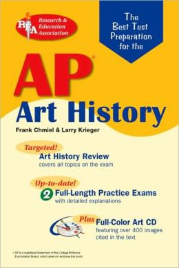 AP Art History (REA)--The Best Test Prep for the