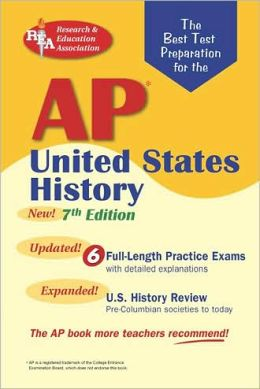 AP United States History (REA) The Best Test Prep for the AP Exam: 7th Edition