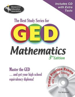 GED Mathematics:The Best Test Prep for the GED