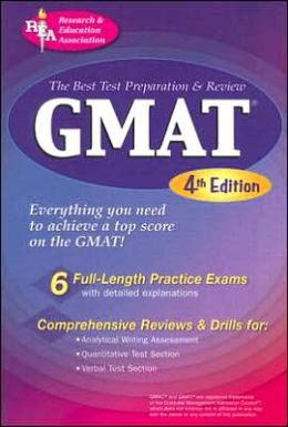 GMAT: The Best Test Preparation for the GMAT