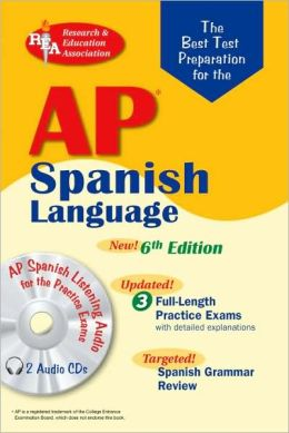 The Best Test AP Spanish Language Exam-The Best Test Prep for