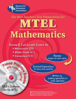 MTEL Mathematics: Fields 53, 47 and 09