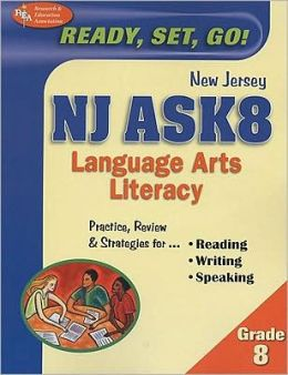 NJ ASK8 and Language Arts & Literacy