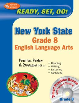 New York State Grade 8 ELA with TESTware