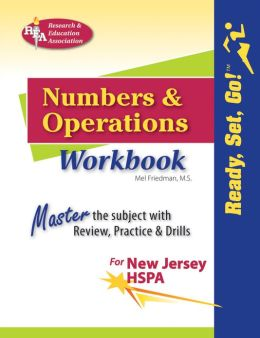 New Jersey HSPA Numbers & Operations Workbook