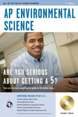 AP Environmental Science: The Best Test Prep for the AP