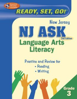 NJ ASK Grade 3 Language Arts Literacy - Ready, Set, Go!