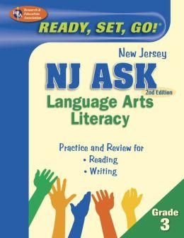 NJ ASK Grade 3 Language Arts Literacy - Ready, Set, Go!
