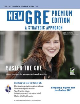 New GRE General Test, 6th Edition plus Timed Exams on CD-ROM