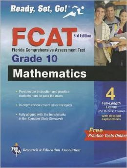 FCAT Grade 10 Mathematics, 3rd Edition