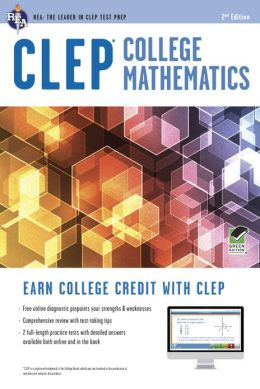 CLEP College Math with Online Practice Tests