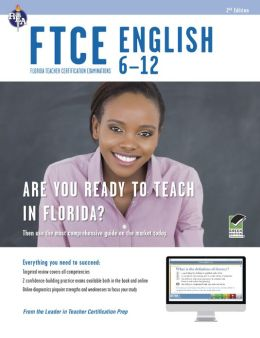 Florida FTCE English 6-12 w/Online Practice Tests, 2nd Edition