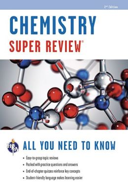 Chemistry Super Review, 2nd Edition