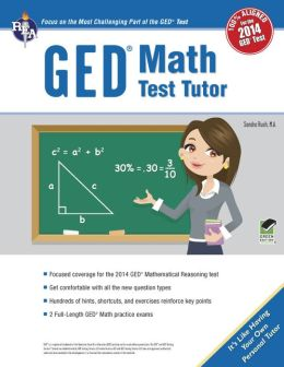 GED Math Test Tutor