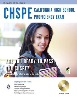 California High School Proficiency Exam with Testware on CD, 2nd Ed.