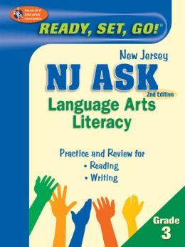 NJ ASK Grade 3 Language Arts Literacy