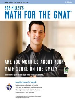 Bob Miller's Math for the GMAT