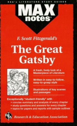 Great Gatsby, The (MAXNotes Literature Guides)