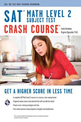 SAT Subject Test: Math Level 2 Crash Course