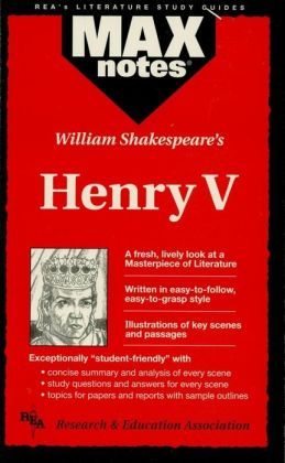 Henry V (MAXNotes Literature Guides)