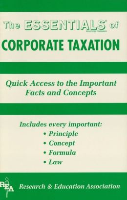 Corporate Taxation Essentials