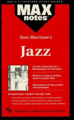 Jazz (MAXNotes Literature Guides)