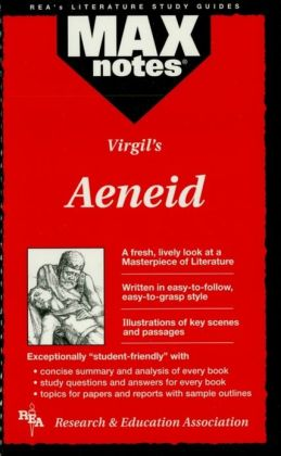 The Aeneid (MAXNotes Literature Guides)