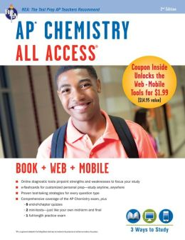 AP Chemistry All Access Book + Online + Mobile