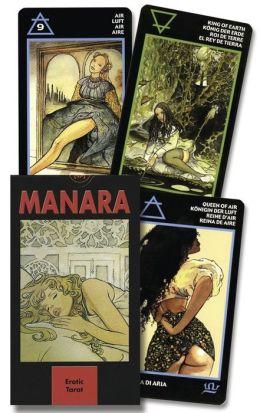 Manara: The Erotic Tarot