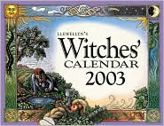2003 Witches Wall Calendar