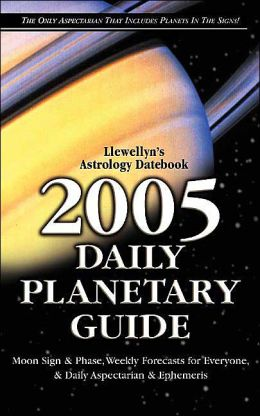 2005 Planetary Guide Engagement Calendar