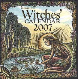 2007 Llewellyn Witches Wall Calendar