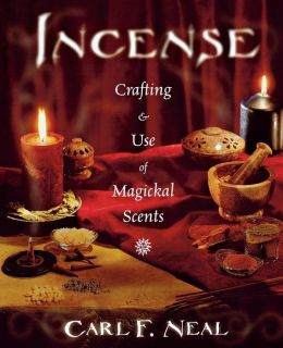 Incense Crafting And Iuse