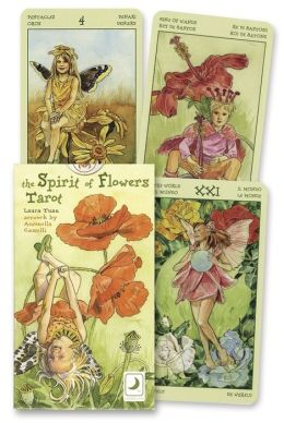 Spirit of Flowers Tarot Deck