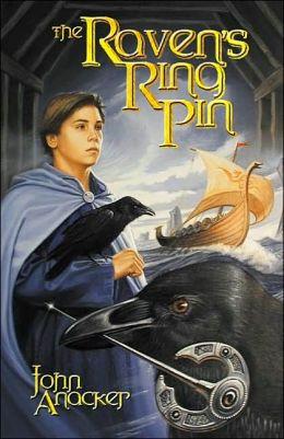 Raven's Ring Pin