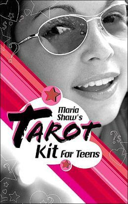 maria shaws tarot kit for teen