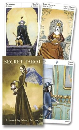 Secret Mini Tarot Deck