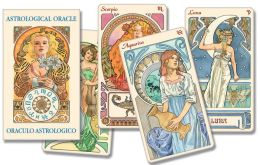 Astrological Oracle Card Set