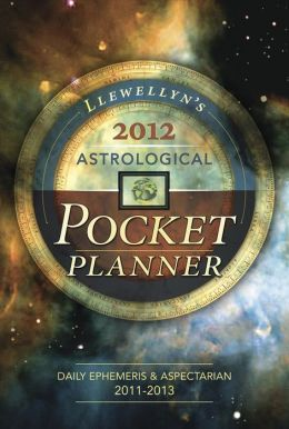 2012 Llewellyn's Astrological Pocket Planner Calendar