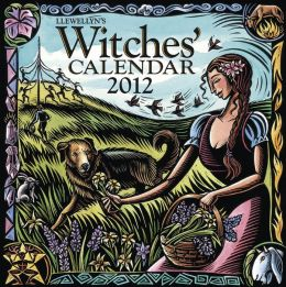 2012 Llewellyn's Witches' Wall Calendar