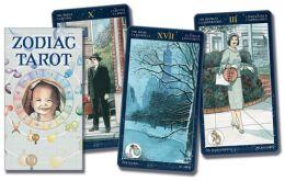Zodiac Tarot/Tarot Del Zodiaco: The First True Astrological Tarot Cards