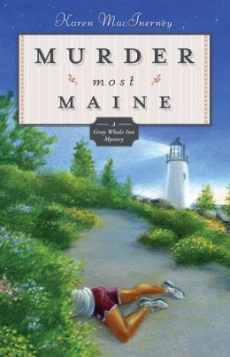 Murder Most Maine (Gray Whale Inn Series #3)