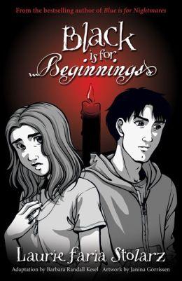 Black Is for Beginnings (Blue Is for Nightmares Series #5)