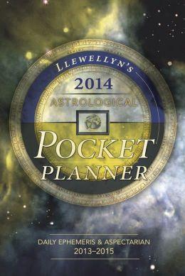 2014 Llewellyn's Astrological Pocket Planner