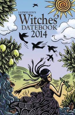 2014 Llewellyn's Witches' Datebook