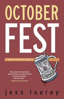 October Fest (Murder-by-Month Series #6)