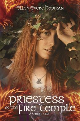Priestess of the Fire Temple: A Druids Tale